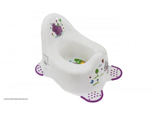 մանկական լոգարաններ եվ գիշերանոթներ BANQUET 53995263 HIPPO WHITE(1864810001200)