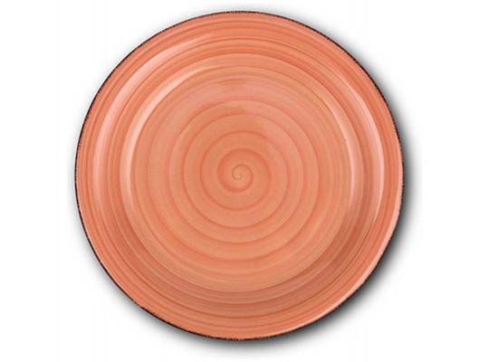 ափսե NAVA 10-099-211 LINES TERRA COTTA DINNER 27CM