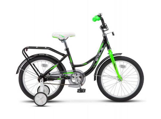 հեծանիվ STELS 16 Flyte (11 черный/салатовый) LU090454
