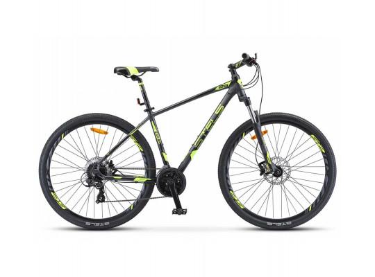 հեծանիվ STELS 29 Navigator 930 D 18.5 Antracite / Black / Lime LU089109
