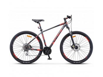 հեծանիվ STELS 29 Navigator 950 D 16.5 Antracite / Red  / Black LU094661