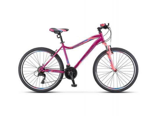 հեծանիվ STELS 26 Miss-5000 V 18 Фиолетовый/розовый LU096275