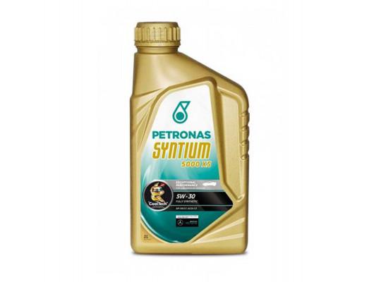 շարժիչի յուղ PETRONAS SYNTIUM 5000 XS 5W-30 1L 70130E18EU