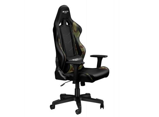 խաղային աթոռ CANYON CND-SGCH4AO BK+CAMOUFLAGE