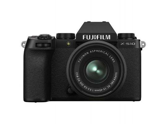 թվային ֆոտոխցիկ FUJIFILM X-S10LK/15-45 CD