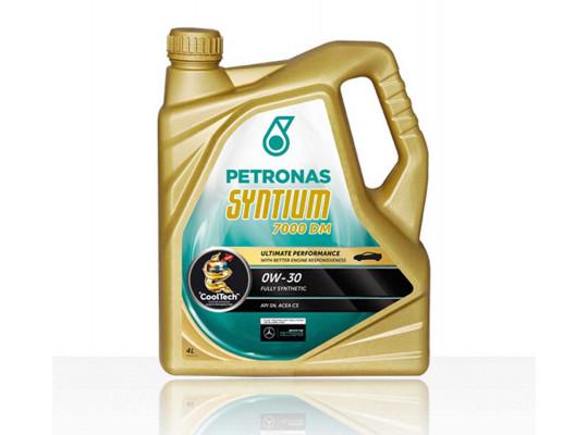 շարժիչի յուղ PETRONAS SYNTIUM 7000 DM 0W-30 5L 70181M12EU