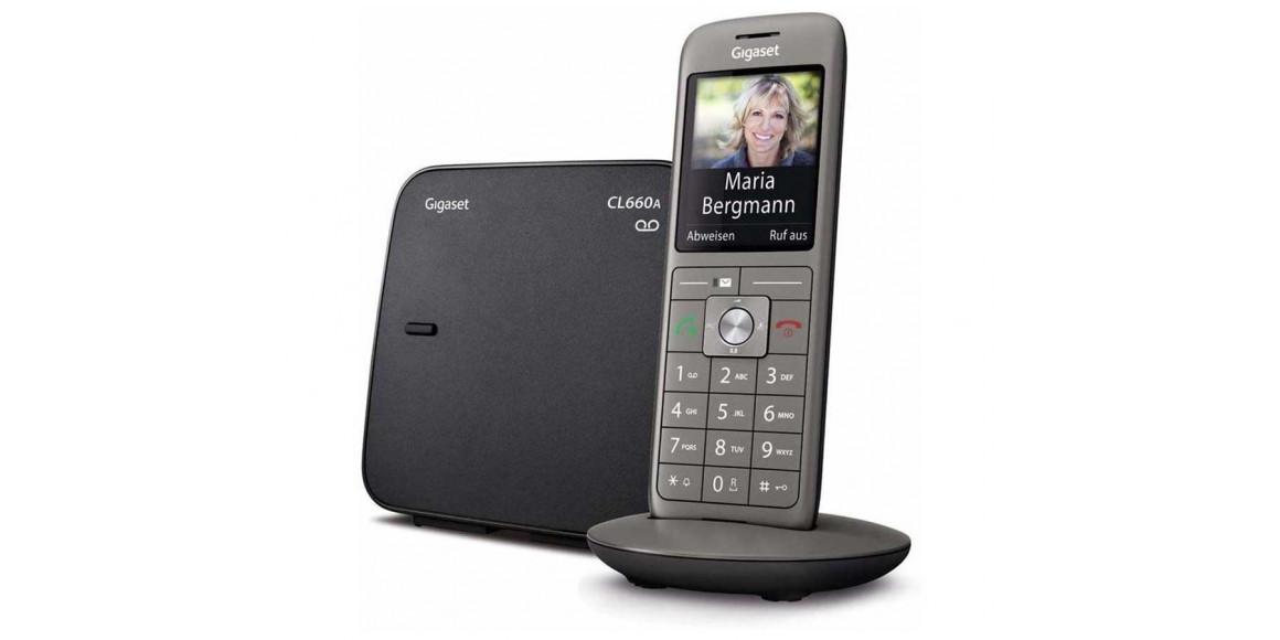 հեռախոս GIGASET CL660A (BK) (S30852-H2824-S321)