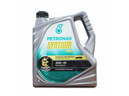 շարժիչի յուղ PETRONAS SYNTIUM 800 10W-40 4L 70141K1YEU