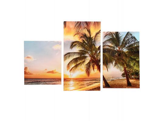 նկարներ SIMA-LAND Palms 30*35, 30*46, 30*56, 90*56cm 1569886