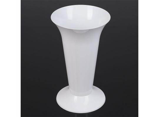 ծաղկաման SIMA-LAND Cutting white 22cm 4875879