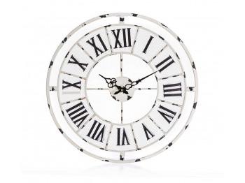 պատի ժամացույց BANQUET 65131120 ANTIC SILVER 50cm