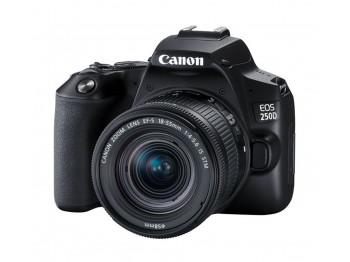 թվային ֆոտոխցիկ CANON EOS 250D EF-S 18-55 IS STM