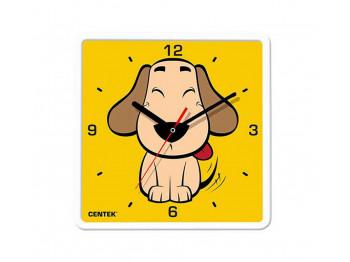 պատի ժամացույց CENTEK CT-7103 DOG