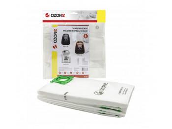 փոշեկուլի պարկ OZONE M-56 (x8)