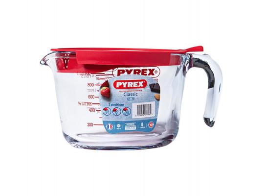 չափիչներ PYREX 002-264P00 15CM 1L W/LID