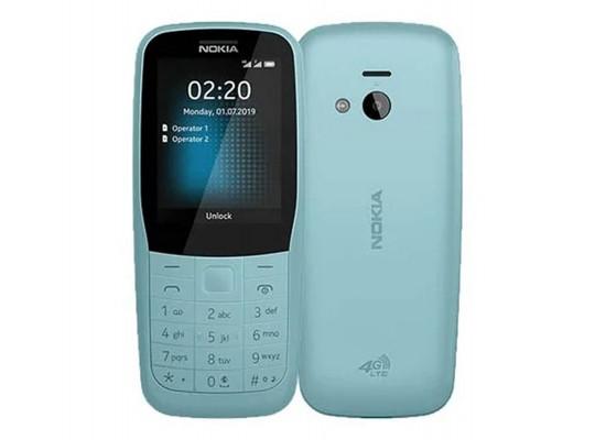 բջջային հեռախոս NOKIA 220 DS TA-1155 (BL)