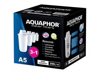 ջրազտիչ համակարգեր AQUAPHOR A5 SET 4PC