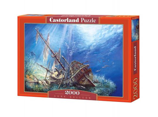 գլուխկոտրուկ եվ խճանկար CASTORLAND 2000 Խորտակված նավը C-200252