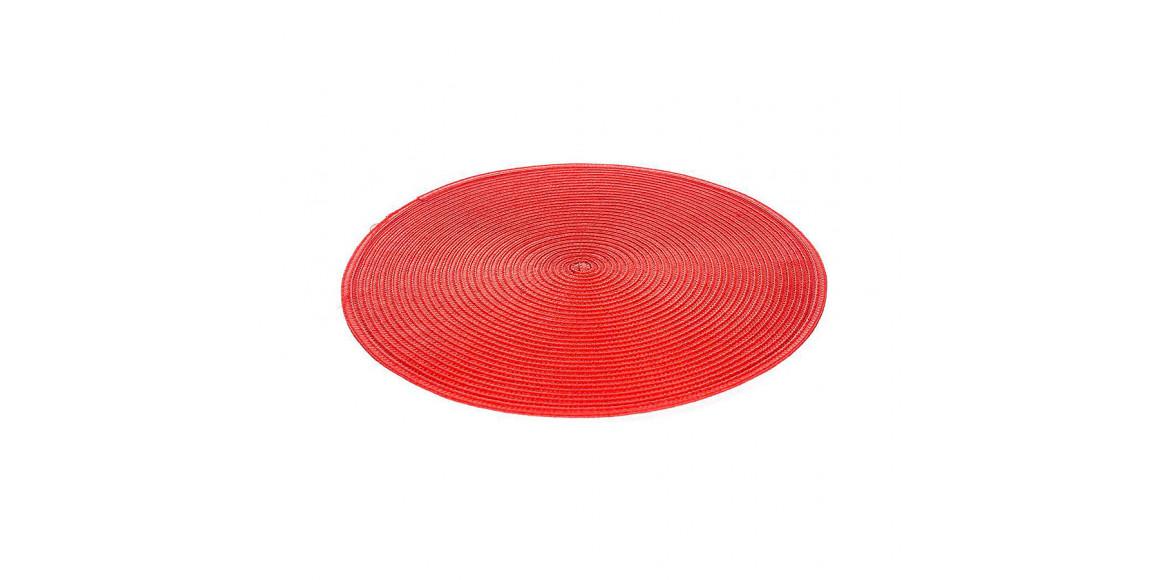 սպասքի տակդիր BANQUET 12524001 TONDO RED 38cm