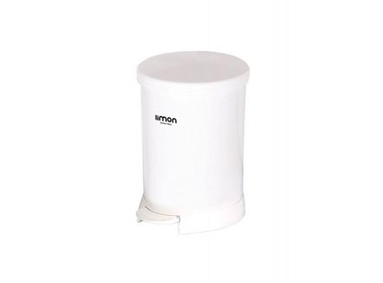 դույլ LIMON 117000(08) ROUND 4L WHITE(507889)