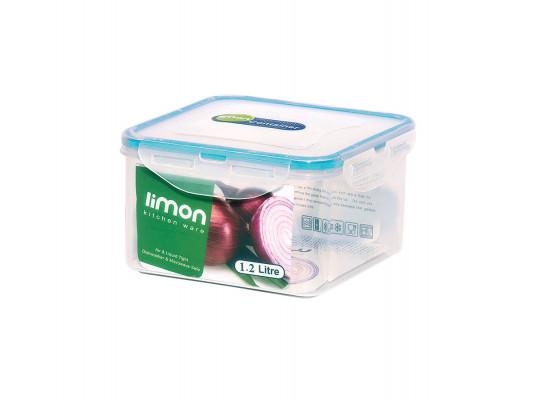 մթերքի տարաներ LIMON 78635 SQUAR.1.2L(503386)