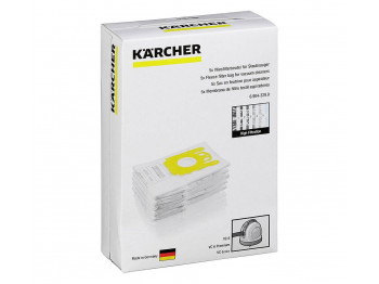 փոշեկուլի պարկ KARCHER 6.904-329.0 FILTER BAGS FOR VC 6