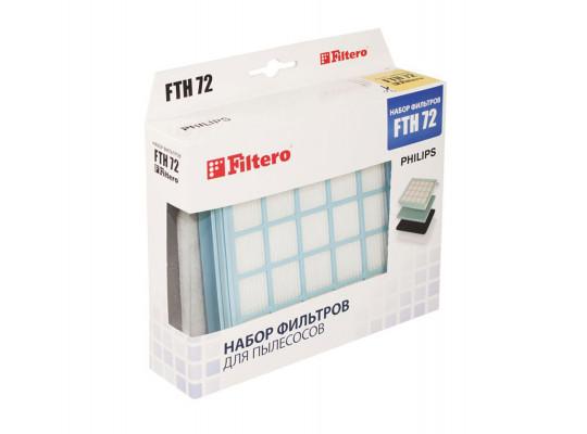 փոշեկուլի զտիչ FILTERO FTH 72 PHI HEPA