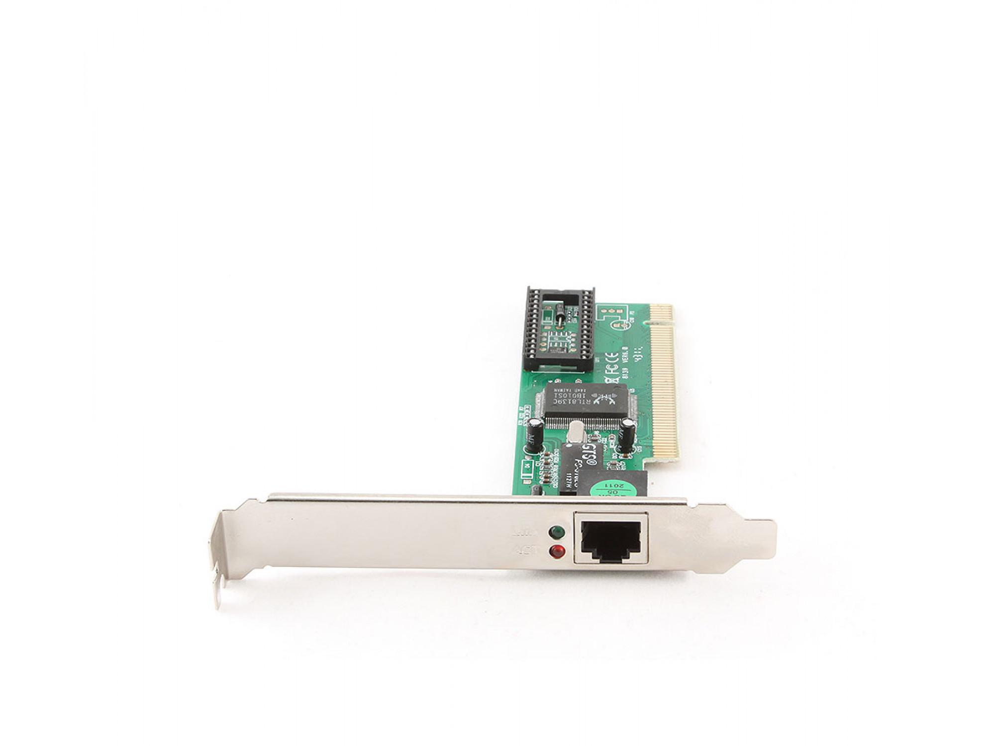 ցանցային սարք GEMBIRD LAN CARD NIC-R1 10/100