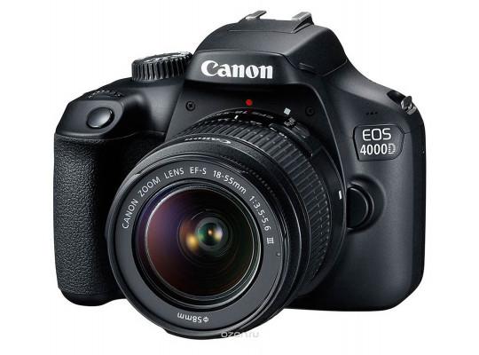 թվային ֆոտոխցիկ CANON EOS 4000D 18-55 III KIT