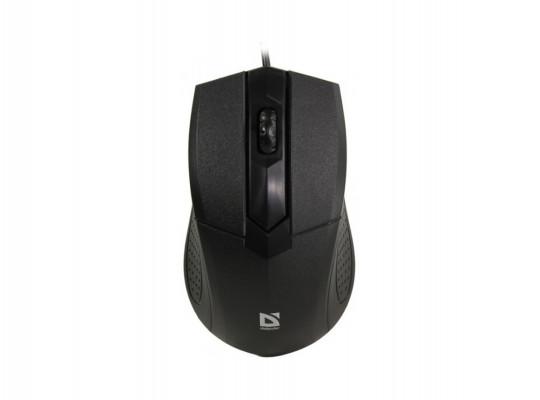 մկնիկ DEFENDER OPTIMUM MB-270 USB(BK)