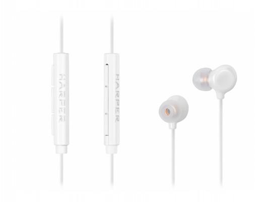 ականջակալ HARPER HV-802 (WH)