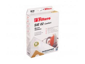 փոշեկուլի պարկ FILTERO SIE 02 COMF (x4)