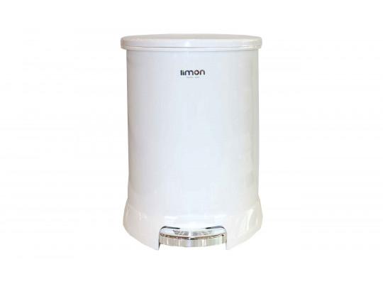 դույլ LIMON 116800(08) ROUND 15L WHITE(900361)