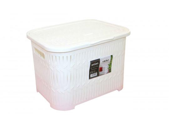 լվացքի զամբյուղ LIMON 151235 BAMBOO SHORT(902204)