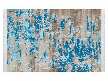 գորգ MOHTASHAM MODERN 100483 BLUE 70x100