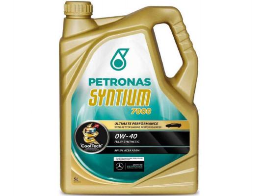 շարժիչի յուղ PETRONAS SYNTIUM 7000 0W-40 1L 70001E18EU