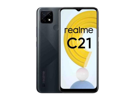 սմարթ հեռախոս REALME C21 3GB 32GB (RMX3201) (BK)