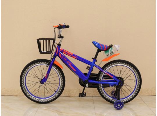 հեծանիվ PHOENIX 12 XLB BL/OR