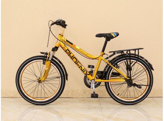 հեծանիվ PHOENIX 20 FOCUS YELLOW