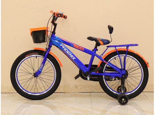 հեծանիվ PHOENIX 20 SPORT BL/OR