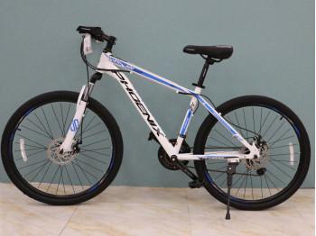 հեծանիվ PHOENIX 26KX510 WHITE/BLUE