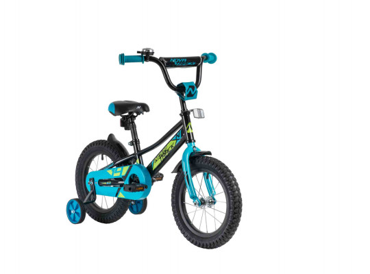 հեծանիվ NOVATRACK 14, VALIANT, черный 143VALIANT.BK9