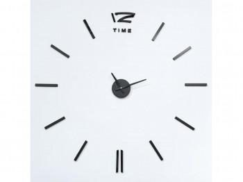 պատի ժամացույց SIMA-LAND Cairo black 2768033