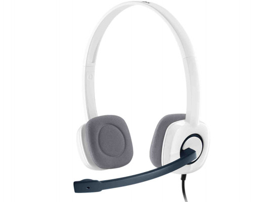 ականջակալ LOGITECH H150 (WH) 981-000350