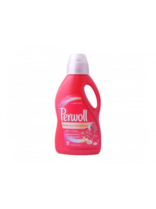 լվացքի փոշի եվ գել PERWOOL GEL COLOR 1L(410280) 2705529