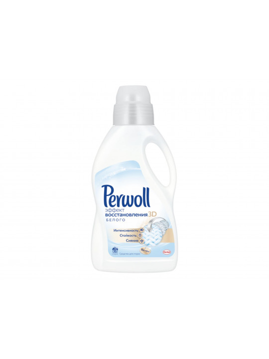 լվացքի փոշի եվ գել PERWOOL GEL FOR WHITE 1L(410402) 2703036