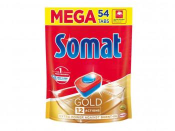 սպասք լվանալու միջոցներ SOMAT DW PODS GOLD 54PC(320978) 2691313