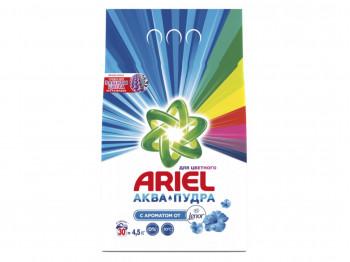 լվացքի փոշի եվ գել ARIEL POWDER LS LENOR 4,5KG(601383) 1383