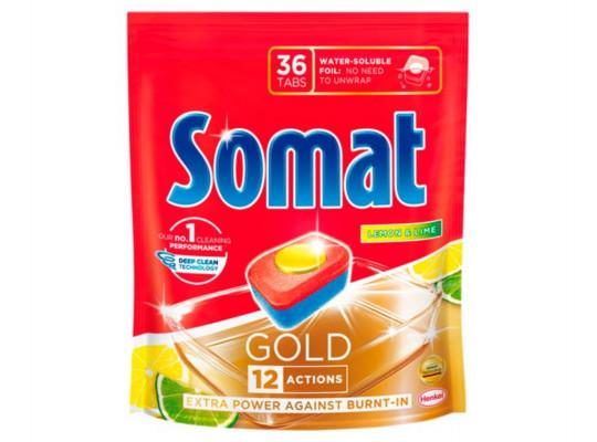 սպասք լվանալու միջոցներ SOMAT DW PODS GOLD 36PC(401929) 2331526