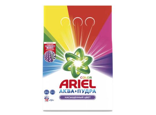 լվացքի փոշի եվ գել ARIEL POWDER LS COLOR 1,5KG RUS(333529) 3529